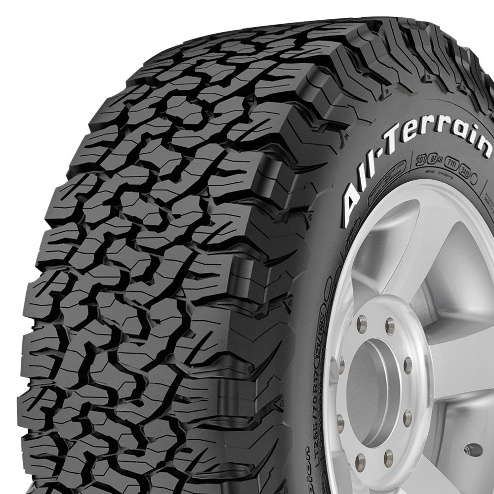 Bf Goodrich K02 >> Bfgoodrich All Terrain T A Ko2 With White Lettering