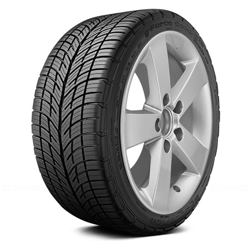G Force Comp 2 A S >> BFGOODRICH® 20491 - G-FORCE COMP-2 A/S 245/45ZR20 Y