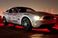 BFGOODRICH® - g-Force Sport Comp-2 Tires on Ford Mustang