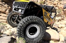 BFGOODRICH® - Mud Terrain T/A KM2 Tires on Jeep Cherokee