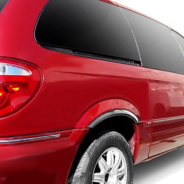 Chrysler Town And Country 2004 Fender Trim