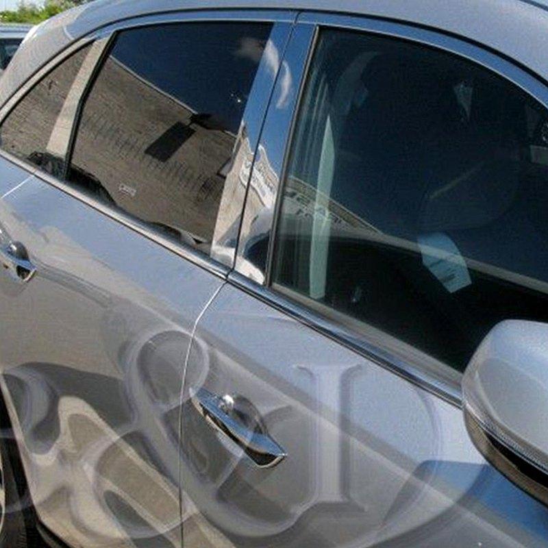 Acura MDX 2014 Pillar Posts