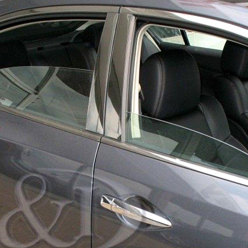 B I Nissan Maxima 2012 Pillar Posts