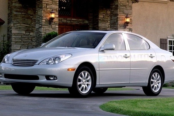 b i lexus es 2002 2006 pillar posts. Black Bedroom Furniture Sets. Home Design Ideas