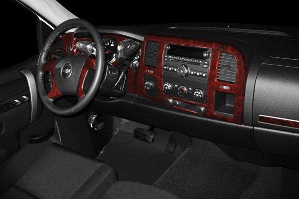 Chevy Silverado 2009 3D Molded Dash Kit