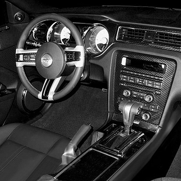 Bi interior dash kits
