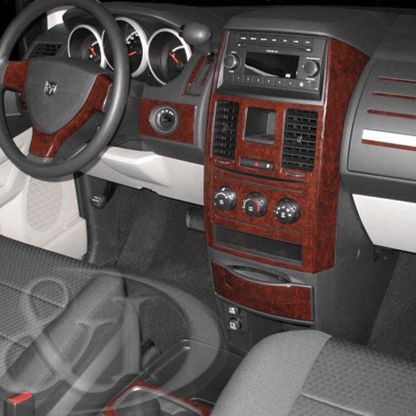 2008 Dodge Grand Caravan: Dodge Grand Caravan 2008 Combo Large Dash Kit