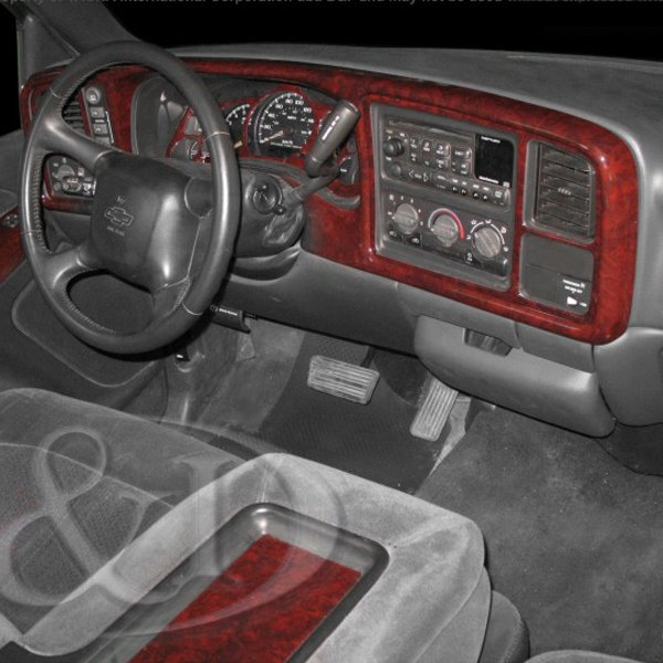 b i chevy tahoe 2000 2002 combo large dash kit. Black Bedroom Furniture Sets. Home Design Ideas