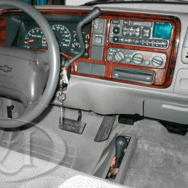 1995 Gmc Vandura G1500 Interior: Chevy CK Pickup 1995-1998 3D Full Dash Kit