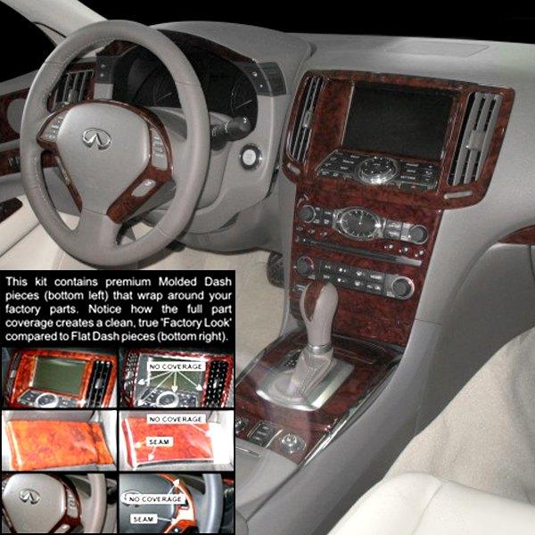 2010 Infiniti Ex Transmission: Infiniti G37 2010 Combo Large Dash Kit