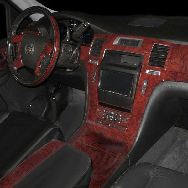 B I Cadillac Escalade 2007 2010 Combo Factory Match Large Dash Kit