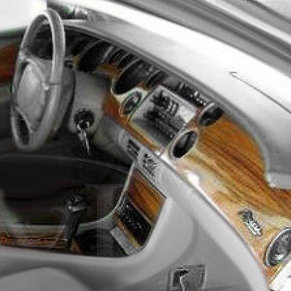 Buick Riviera 1995 2D Full Dash Kit