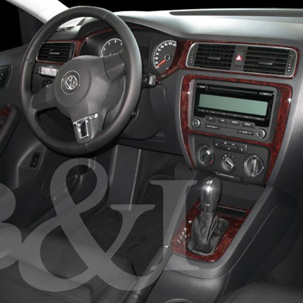 B i volkswagen jetta 2014 2d large dash kit for Vw jetta interior replacement parts