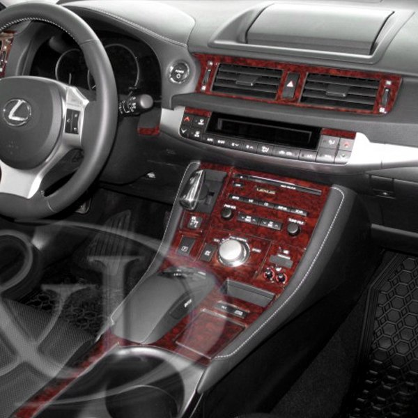 Lexus Dealerships In Ct: Lexus CT 2011-2012 2D Large Dash Kit