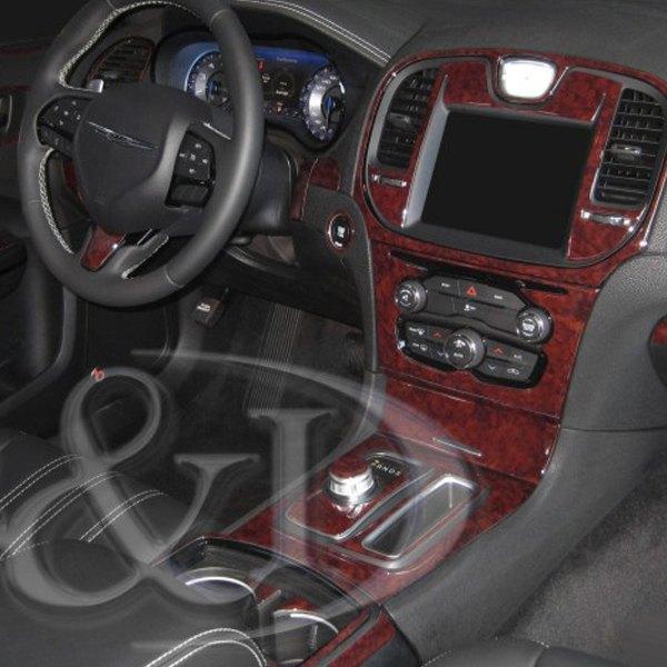 B I Chrysler 300 300c 2015 2d Small Dash Kit