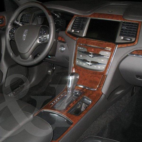 Lincoln Mks Parts: Lincoln MKS 2013 2D Small Dash Kit