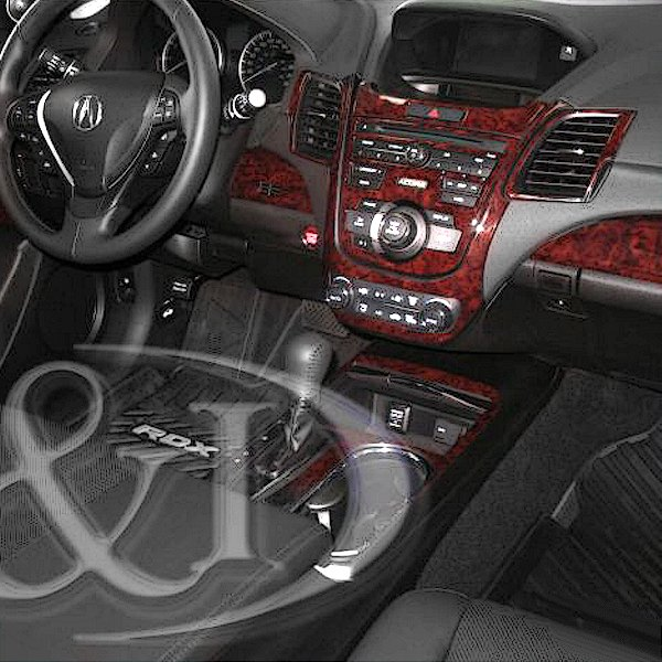 Acura RDX 2014 2D Small Dash Kit