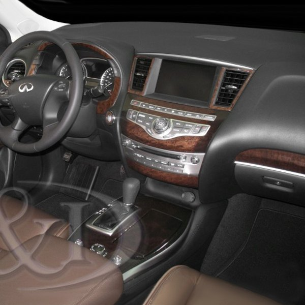2005 Infiniti Qx Interior: Infiniti QX60 2014 2D Small Dash Kit