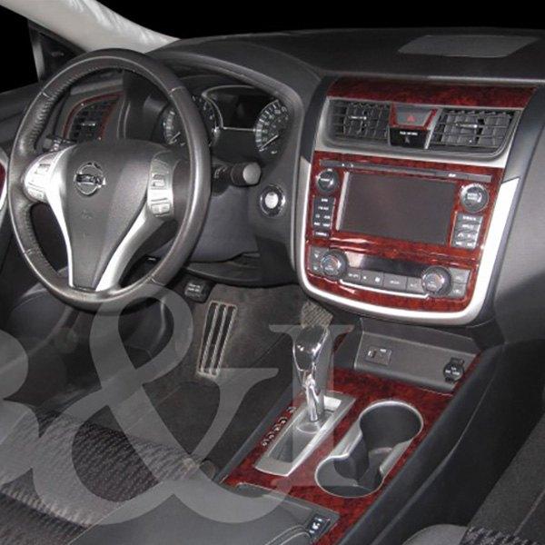 2018 Nissan Altima Interior