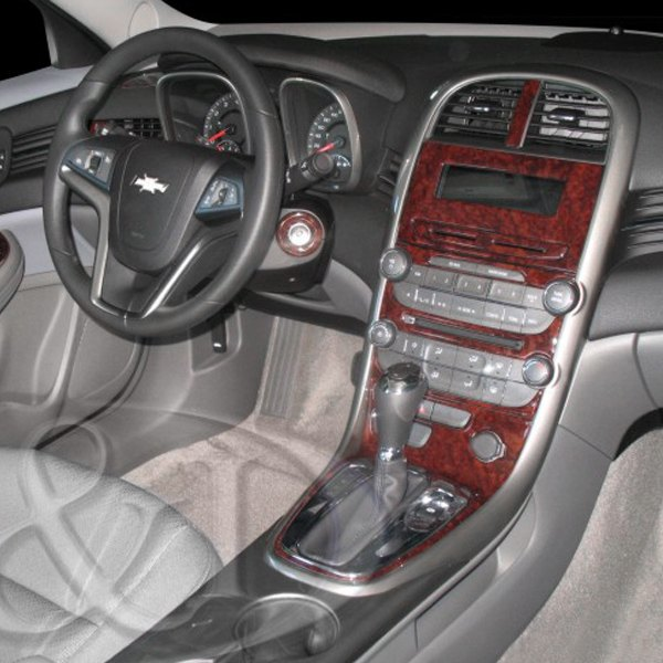 Chevy Malibu 2016 2D Large Dash Kit