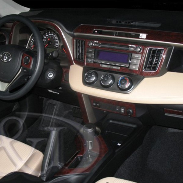 Toyota RAV4 2018 2D Large Dash Kit