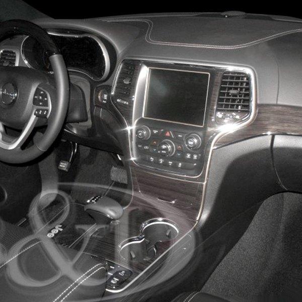 B i jeep grand cherokee 2014 2d small dash kit for Jeep cherokee interior accessories