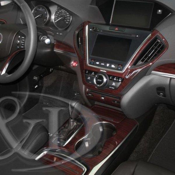 Acura MDX 2016 2D Large Dash Kit