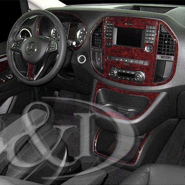 2018 Mercedes Benz Metris Cargo Interior