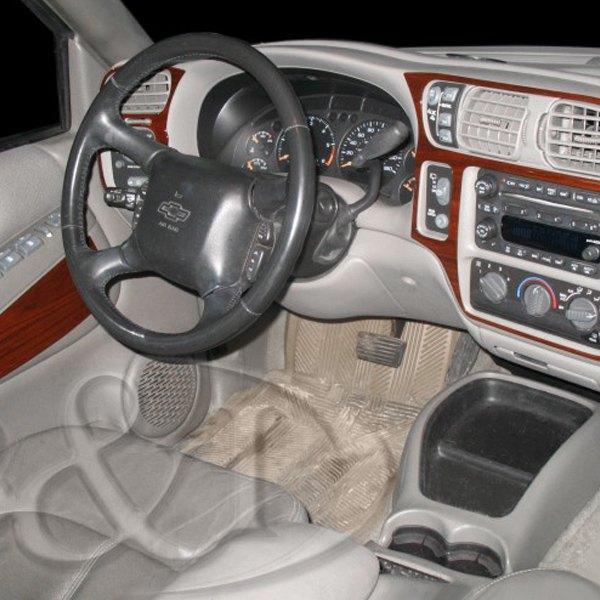 B I Chevy Blazer 2005 2d Small Dash Kit