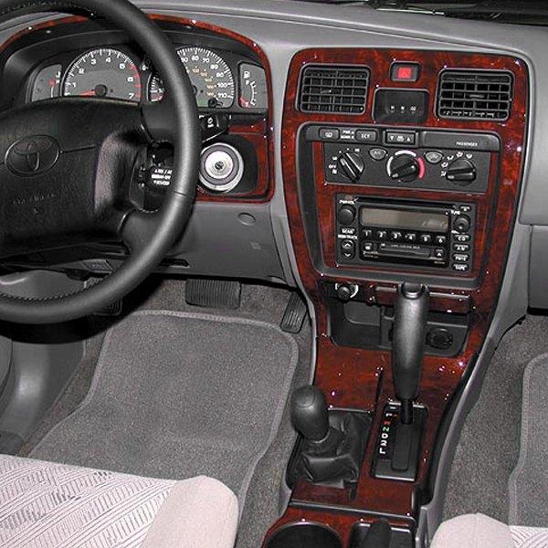 B I Toyota 4runner 1999 2001 2d Full Dash Kit