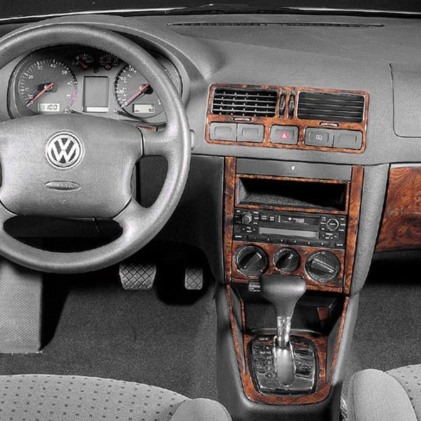 B i volkswagen jetta 1999 2005 2d large dash kit for Vw jetta interior replacement parts