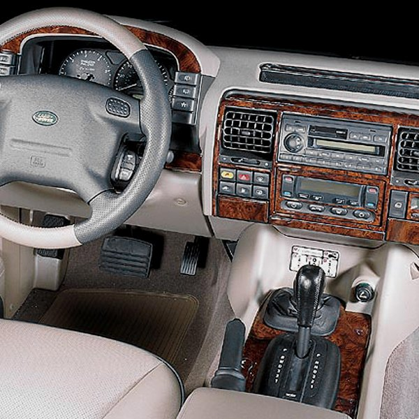 Land Rover Discovery 2003 2D Large Dash Kit