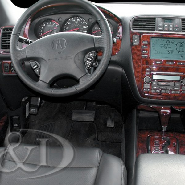 Acura MDX 2003 2D Factory Match Small Dash Kit
