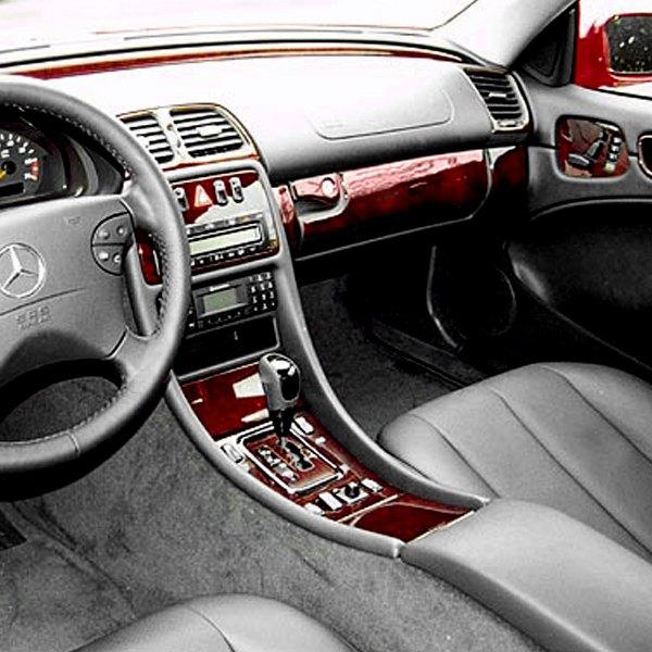 2012 Mercedes Benz M Class Body Structure: Mercedes CLK Class 1998 2D Full Dash Kit