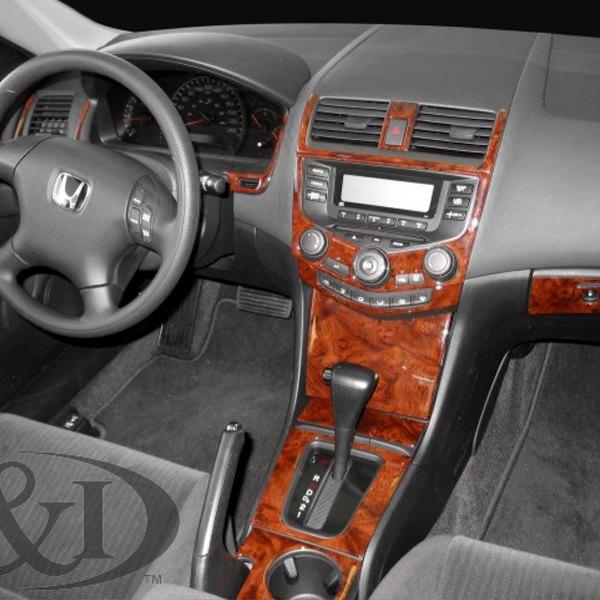 B Amp I 174 Honda Accord 2004 2d Full Dash Kit