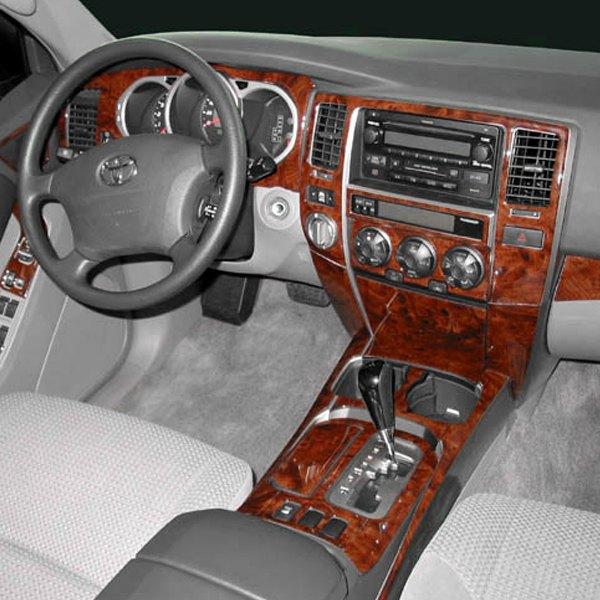 B I Toyota 4runner 2003 2005 2d Small Dash Kit