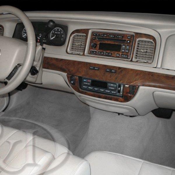2008 Ford Crown Victoria Exterior: Mercury Grand Marquis 2004 2D Large Dash Kit