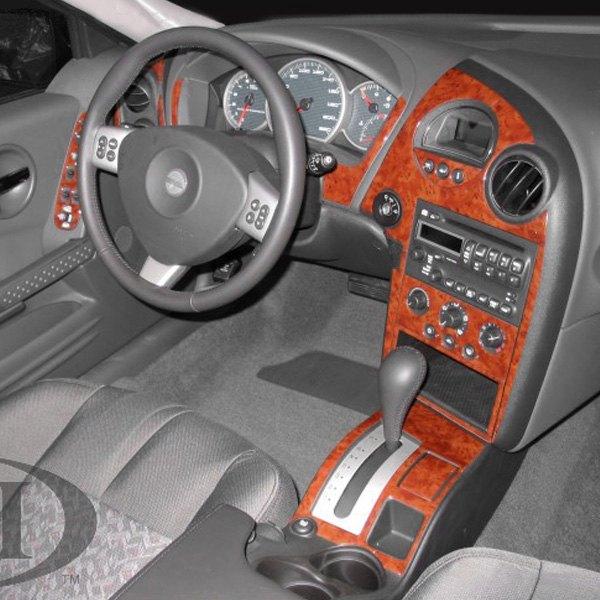 B I Pontiac Grand Prix 2004 2005 2d Small Dash Kit