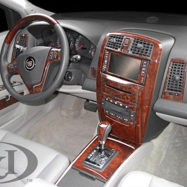 Cadillac SRX 2004 2D Full Dash Kit