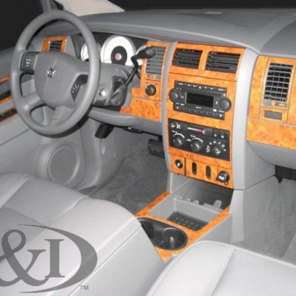 B I Dodge Durango 2006 2d Small Dash Kit