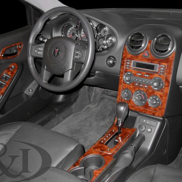 B I Pontiac G6 2009 2d Full Dash Kit