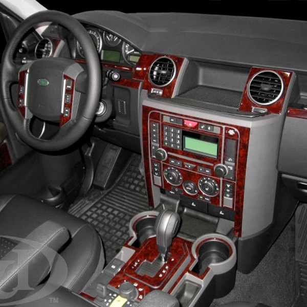 b i land rover lr3 hse se 2005 2d main dash kit. Black Bedroom Furniture Sets. Home Design Ideas