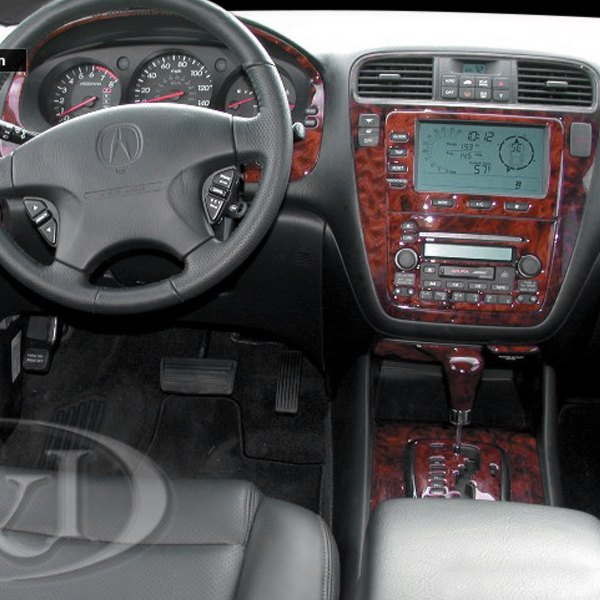 Acura MDX 2005 2D Large Dash Kit