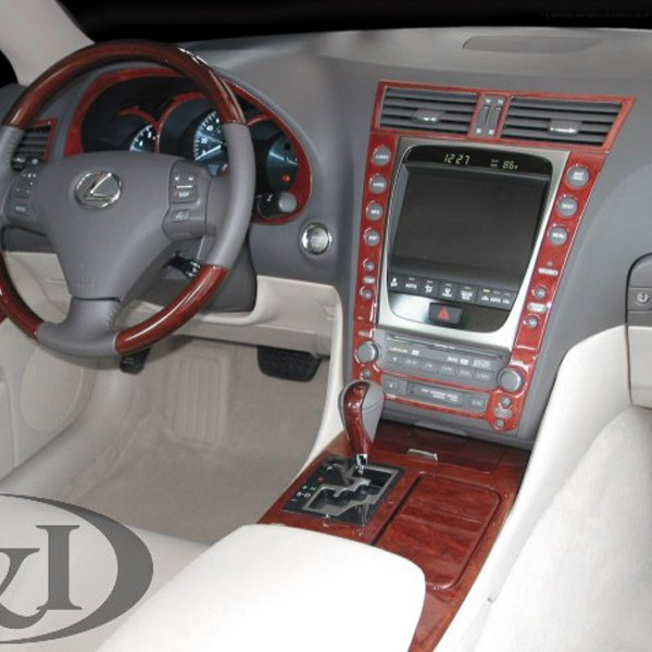 b i lexus gs 2006 2012 2d factory match full dash kit. Black Bedroom Furniture Sets. Home Design Ideas