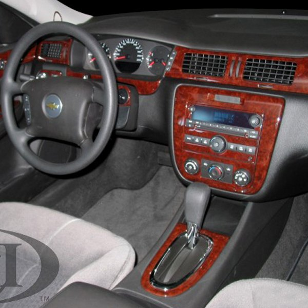 B I Chevy Impala 2013 2d Full Dash Kit