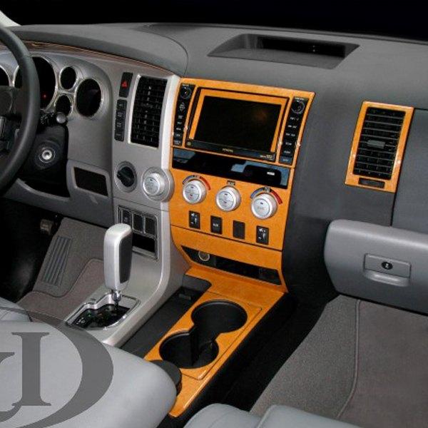 B I Toyota Tundra 2012 2d Small Dash Kit