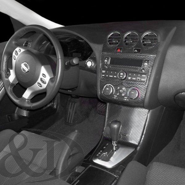B i nissan altima 2010 2012 2d large dash kit for 2010 nissan altima interior accessories