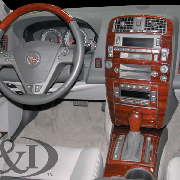 Cadillac CTS / CTS-V 2004 2D Large Dash Kit
