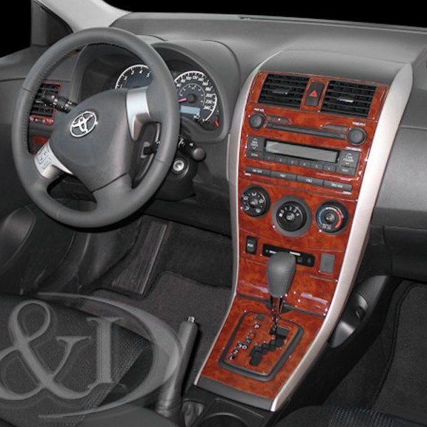 how to start a 2009 toyota corolla automatic transmission