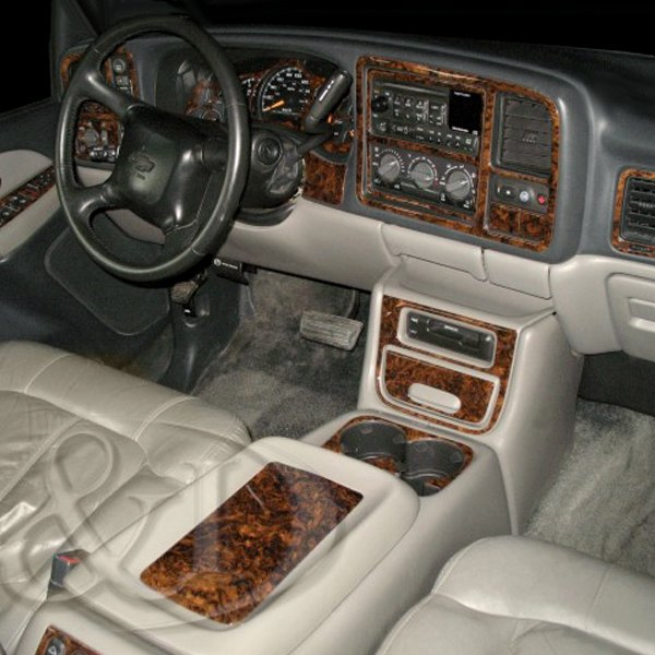 1997 Chevrolet Tahoe 57l Fuse Box Diagram